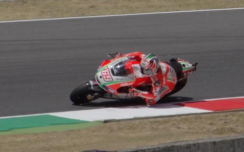 Nicky Hayden,mugello,savelli,uscita curva,accelerazione,Ducati,motogp,Mugello 2012