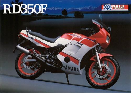 yamaha rd 350,moto yamaha,due tempi
